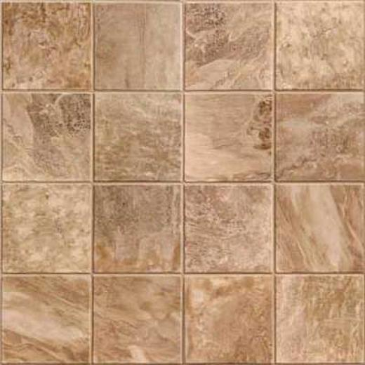 Congoleum Ultima - Montego Slate Brown Slate Vinyl Flooring
