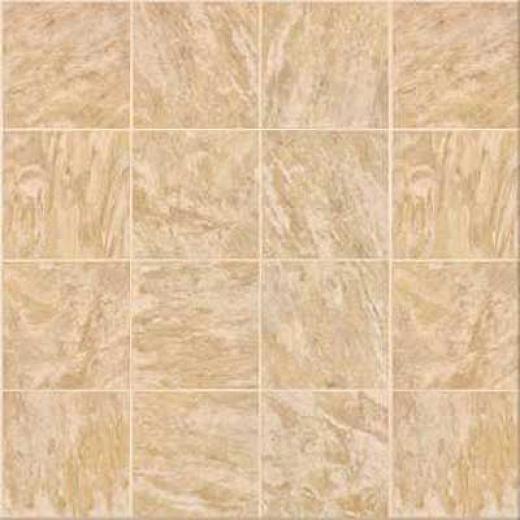 Congoleum Ultima - Sahara Light B5ownstone Vinyl Flooring