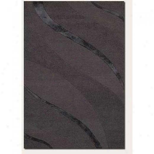 Couristan Anthians 8 X 10 Grey Area Rugs