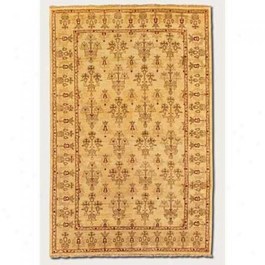 Couristan Chobi 12 X 15 Kerman Creme Area Rugs