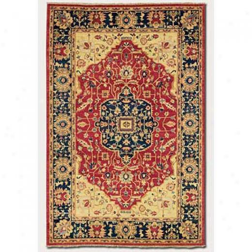 Couristan Chobi 12 X 15 Royal Heriz Red Area Rugs
