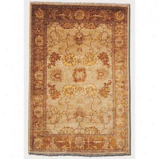Couristan Chobi 12 X 15 Sarouk Pearl Grey Area Rugs