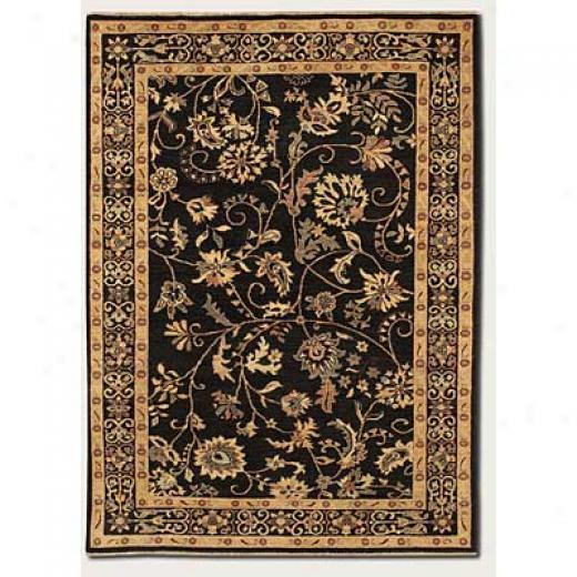 Couristan Chobi 8 X 11 Plumage Midnight Creme Superficial contents Rugs