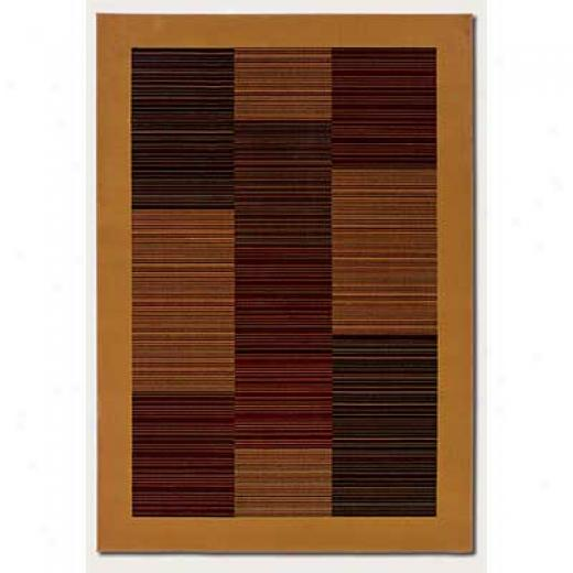 Couristan Everest 8 X 11 Hamptons Camel Area Rugs