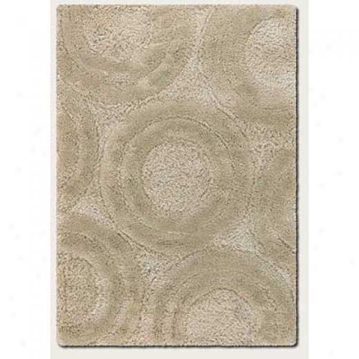 Couristan Focal Point 2 X 6 Runner Erosion Beige Area Rugs