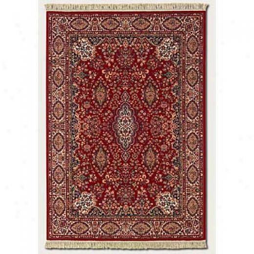 Couristan Kashimar 11 X 18 Kerman Persian Red Area Rugs