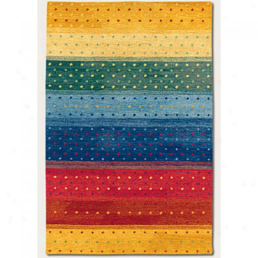 Couristan Oasis 3 X 5 Rainbow Area Rugs