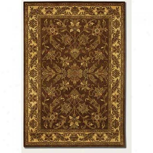 Couristan Orissa 8 X 11 Michen Brown Beige Areq Rugs