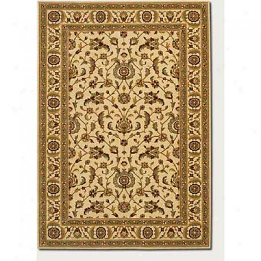 Couristan Royal Luxury 5 X 8 Brentwood Linen Bdige Yard Rugs
