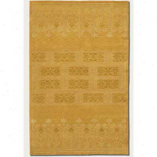 Couristan Silken Treasures 6 X 8 Marquis Berber Ivory Area Rugs