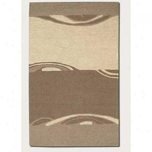 Couristan Super Indo-natural 3 X 5 Eclipse Beige Area Rugs