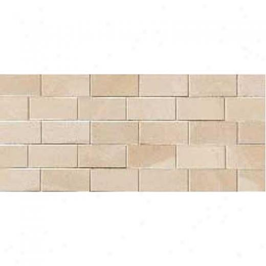 Crossville Buenos Aires Mood Mosaic 122 X 24 Polished Polo Tiile & Stone