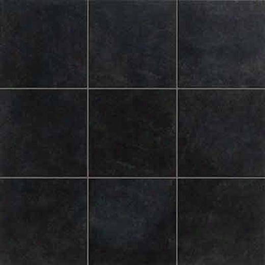 Crossville Color Blox Overmuch 18 X 18 Black Lagoon Tile & Stone