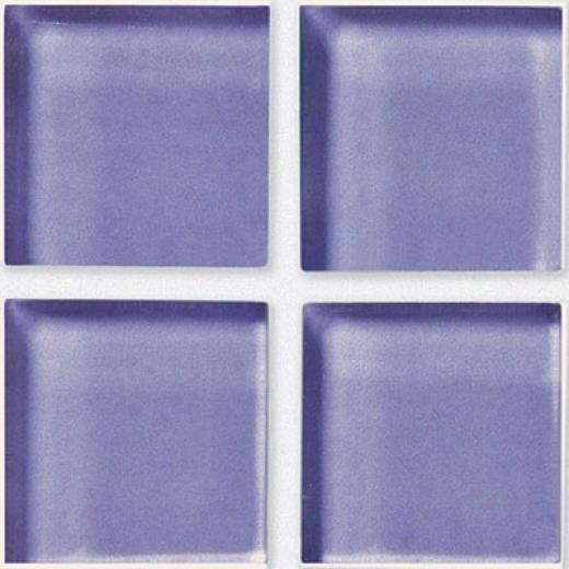 Crossville Glass Blox Mosaic Lilac Dew Tile & Stone