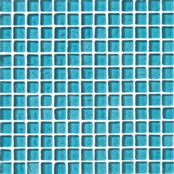 Cr0ssville Illuminessence Water Crystal Mosaiic Grot Clear Tile & Stome