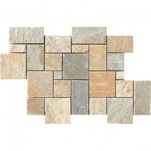 Crossville Oracle Random Mosaic Quartz Tile & Stone