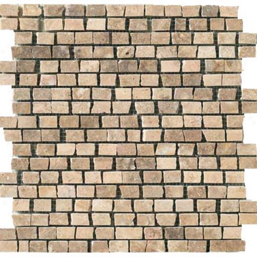 Crossville Triton Single Stone Mosaic Noce Tile & Stone