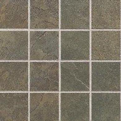 Daltile Continental Slate Mosaic Brazilian Unseasoned Tile & Face with ~