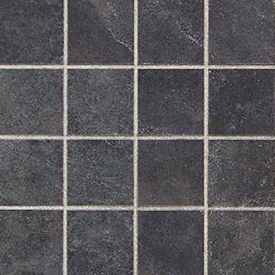Daltile Continental Slate Mosaic Asian Black Tile & Stone