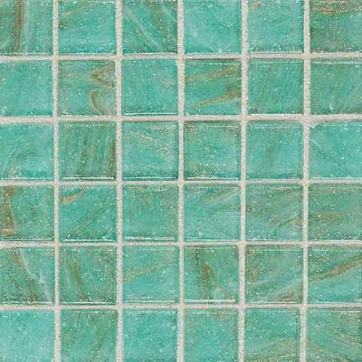 Daltile Elemental Glass Mosaic Mint Julep Tile & Stone