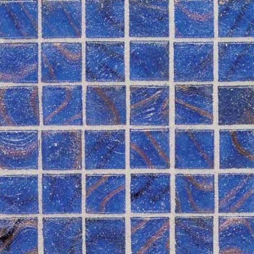 Daltile Elemental Glass Mosaic Blusette Tile & Stone