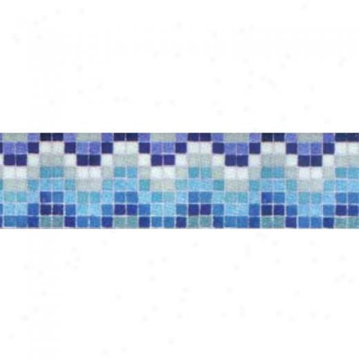 Daltile Glass Mosaic 12 Ripple1 Tile & Stone