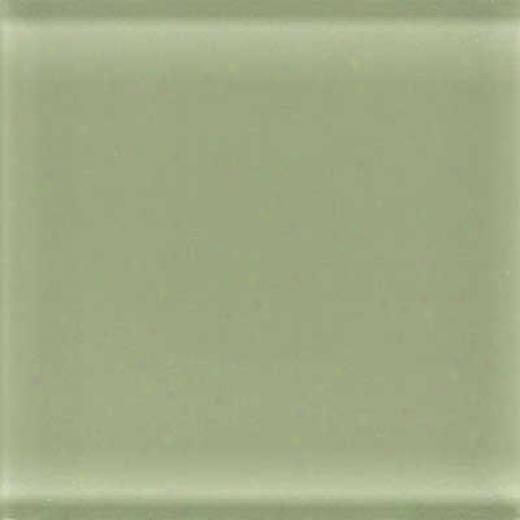 Daltile Glass Reflections Mosaic 1 X 1 Mint Jubilee Tile & Stone