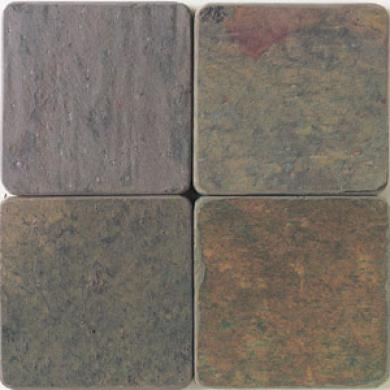 Daltile Indian Multicolor 12 X 12 Indian Multicolor Tile & Stone