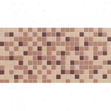 Daltile Keystones Blends Mosaic 1 X 1 Beach Tile & Stone