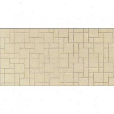 Daltile Keystones Blends Random 12 X 24 Block Random Almond Tile & Stone
