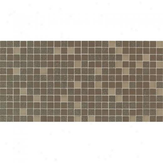 Daltile Keystones Blends Mosaic 1X  1 Terrain Blend Tile & Stone
