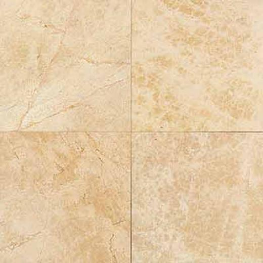 Daltile Marble Polished 12 X 12 Carrwra White Tile & Stone
