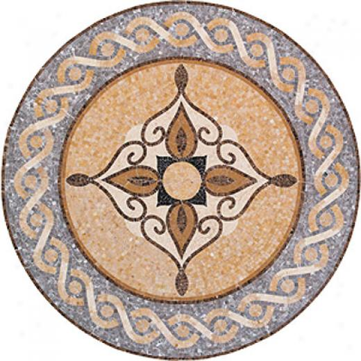 Daltile Medallions Stone Athena Polished Tile & Stone