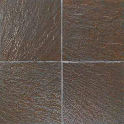 Daltile Metal Ages 6 X 6 Clefted Pewter Tile & Stone