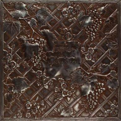 Daltile Metal Signatures Trellis Aged Iron Mural 12 X 12 Ms10 1212decob1p
