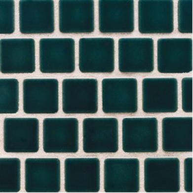 Daltile Nautical Coordinates Mosaic Teal Tile & Stone