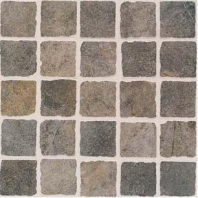 Daltile Portenza Mosaic Verde Lago Tumboed Tile & Stone