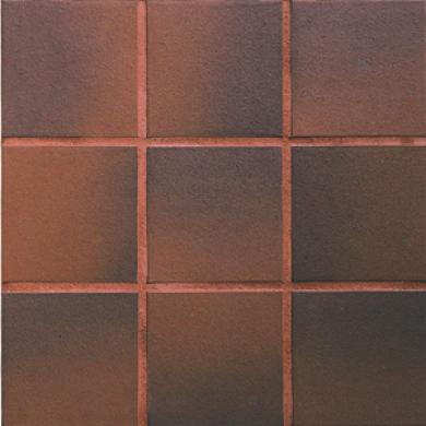 Daltile Quarry Textures 6 X 6 Red Flash Tile & Stone