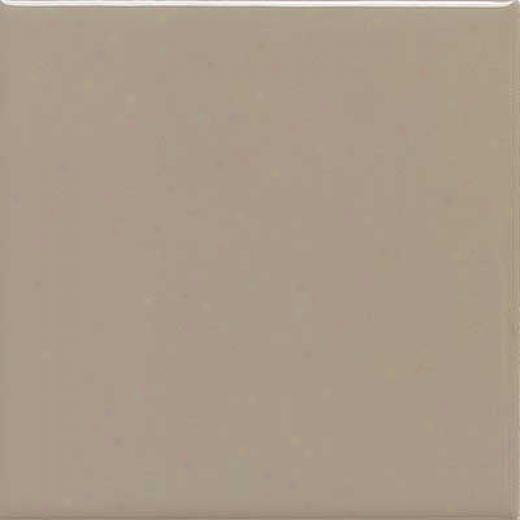 Daltile Semi-gloss 4 1/4 X 4 1/4 Uptown Taupe Tile & Stone