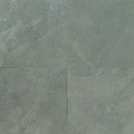 Daltile Slate Collection - Imported 16 X 16 Brazil Green Tile & Stone