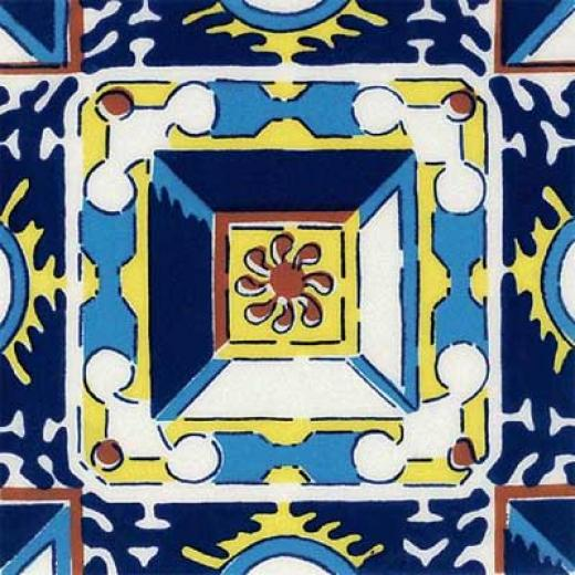 Daltile Spanish Colonial 6 X 6 3055 Tile & Stone