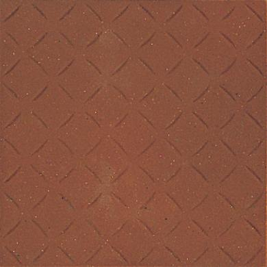 Daltile Suretread & Pavers 6 X 6 Red Suretread Tile & Stone