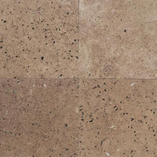 Daltile Travertine Natural Stone Honed 12 X 12 Waluny Travertine Tile & Stone
