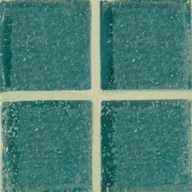Daltile Venetian Glass Mosaics 2 X 2 Greenish Blue Tile & Stone