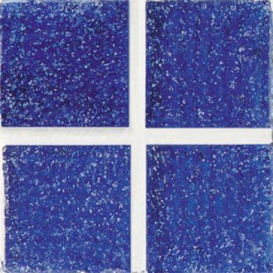 Daltile Venetian Glass Mosaics 2 X 2 Dark Cobalt Tile & Stone