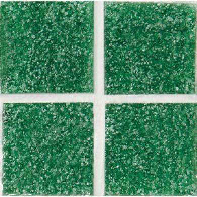 Daltile Venetian Glass Mosaics 2 X 2 Emerald Green Tile & Stone