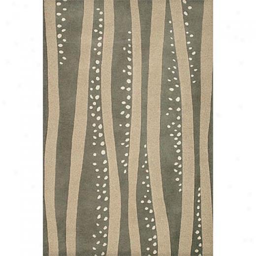 Delos, Inc. Delos Styles 3 X 5 Fizz Rainforest Yard Rugs