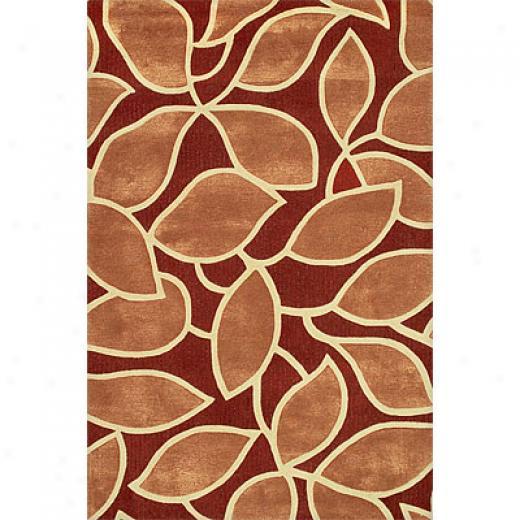 Delos, Inc. Delos Styles 8 X 11 Tapestry Khaki Black Area Rugs