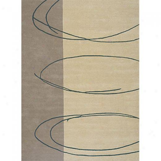 Delos, Inc. Estell a5 X 8 Rope Area Rugs
