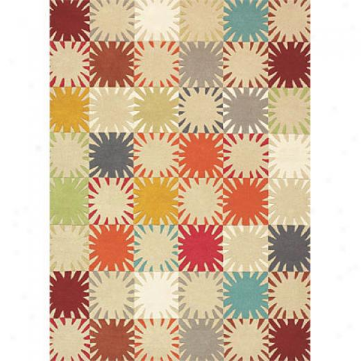 Delos, Inc. Estella 6 X 9 Blanket Area Rugs